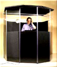 CD Recording Booth